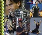Rafael Nadal 2010 US Open Champion