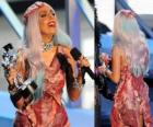 Lady Gaga at the MTV Video Music Awards 2010