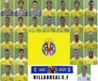 Team of Villarreal CF 2010-11