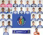 Team of Getafe CF 2010-11