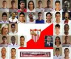 Team of Sevilla FC 2010-11