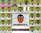 Team of Valencia CF 2010-11
