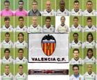Team of Valencia CF 2010-11