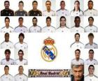 Team of Real Madrid C.F. 2010-11