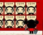 Pucca hanging posters