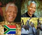 Nelson Mandela in his country known as Madiba, was the first democratically elected South African president by universal suffrage.