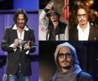 Johnny Depp is an American actor.