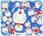 Doraemon is a cosmic cat who comes from the future