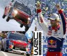 Sebastien Loeb (Citroen) World Rally Champion 2010