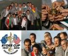 Europe wins the Ryder Cup 2010