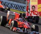 Fernando Alonso - Ferrari - Suzuka 2010 (3rd place)