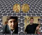 Nobel Prize in Physics 2010 - Andrey Gueim and Konstantin Novosiolov -