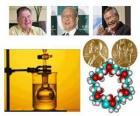 Nobel Prize in Chemistry 2010 - Richard Heck, Eiichi Negishi and Suzuki Akira -