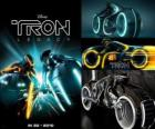 Tron: Legacy and fantastic vehicles