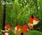 Pokopet Fox from Panfu