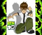 The boy Ben Tennyson is Ben 10