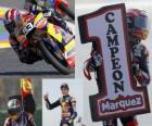 2010 125 cc World Champion Marc Marquez