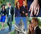 Engagement of Prince William of England to Catherine Middleton