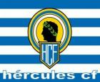 Flag of Hércules CF
