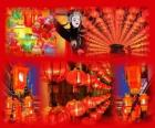 The Lantern Festival is the end of the Chinese New Year celebrations. Beautiful paper lanterns