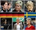 Nominated for FIFA World Coach of the Year for Women's football 2010 (Maren Meinert, Silvia Neid, Pia Sundhage)
