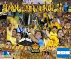 Real Club Deportivo España Apertura Champion 2010 (Honduras)