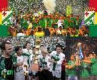 Club Deportivo Oriente Petrolero Clausura champion 2010 (Bolivia)