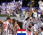 Club Libertad Champion Clausura 2010 (Paraguay)
