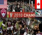Colorado Rapids MLS Cup Champion 2010 (UNITED STATES AND CANADA)