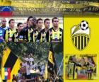 Deportivo Táchira Fútbol Club Champion Torneo Apertura 2010 (VENEZUELA)