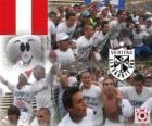 Club Deportivo Universidad San Martin de Porres Decentralized Championship Champion 2010 (PERU)