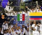 Corporación Deportiva Once Caldas Postobón League Champion 2010 (COLOMBIA)