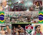 Fluminense Football Club Champion of the 2010 Brazilian Championship