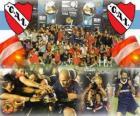 Club Atlético Independiente IX Champion 2010 Copa Sudamericana