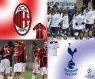 UEFA Champions League Eighth finals of 2010-11, AC Milan - Tottenham Hotspur FC
