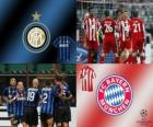 UEFA Champions League Eighth finals of 2010-11, FC Bayern Munchen - FC Internazionale Milano