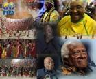 2010 FIFA Presidential Award for Archbishop Desmond Tutu