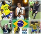 FIFA Women's World Player of the Year 2010 winner Marta Vieira da Silva