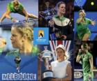 Kim Clijsters 2011 Australian Open Champion