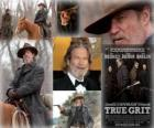 Jeff Bridges nominated for 2011 Oscars for Best Actor for True Grit