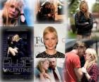 Michelle Williams nominated for the 2011 Oscars as best actress for Blue Valentine
