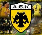 AEK Athens FC, Greek Football club