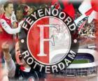 Feyenoord Rotterdam, soccer team of the Netherlands