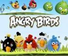 Angry Birds of Rovio. Video Game