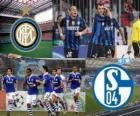 Champions League - UEFA Champions League Quarter-finals 2010-11, FC Internazionale Milano - FC Schalke 04