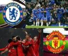 Champions League - UEFA Champions League Quarter-finals 2010-11, Chelsea FC - Manchester United