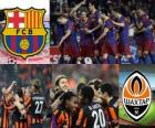 Champions League - UEFA Champions League Quarter-finals 2010-11, FC Barcelona - Shakhtar Donetsk
