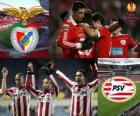 UEFA Europa League 2010-11 Quarter-finals, Benfica - PSV