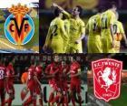 UEFA Europa League 2010-11 Quarter-finals, Villarreal - Twente
