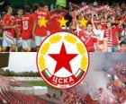 CSKA Sofia, the Bulgarian football team